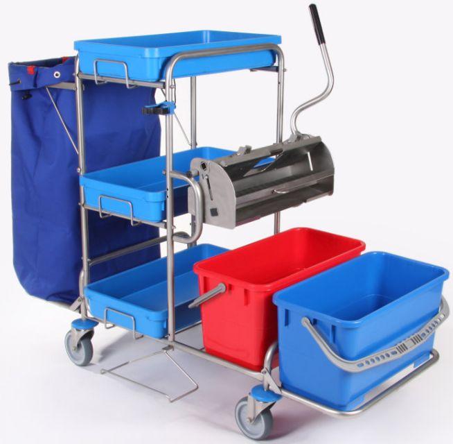 putzeimer mit presse putzeimer cleanboy mit presse blau. Black Bedroom Furniture Sets. Home Design Ideas