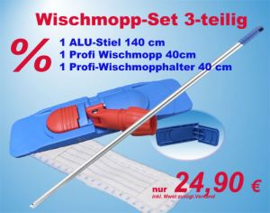 Wischmopp-Set