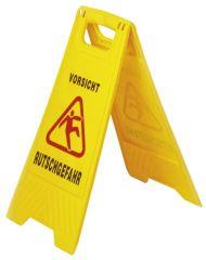 Warnschild Vorsicht Rutschgefahr WAS1